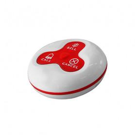 Pulsador avisador de empleados 3 botones spas y centros de belleza