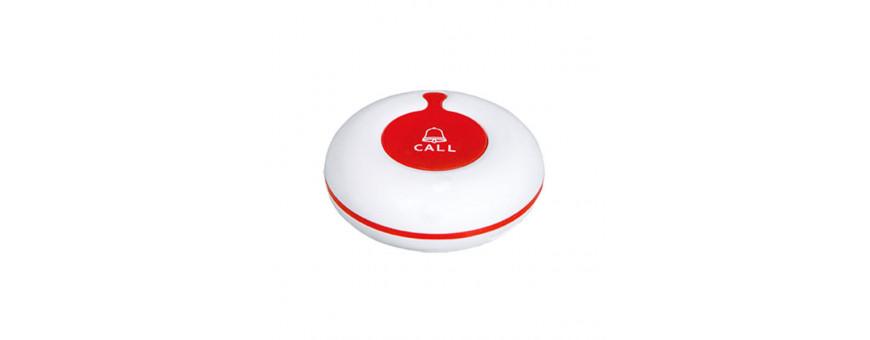 Avisadores y pulsadores de clientes y camareros
