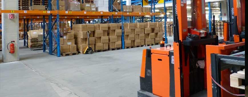 Avisadores para centros logístico y almacenes