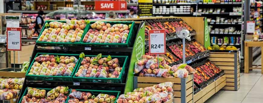 Avisadores inalámbricos para Supermercados, tiendas y almacenes