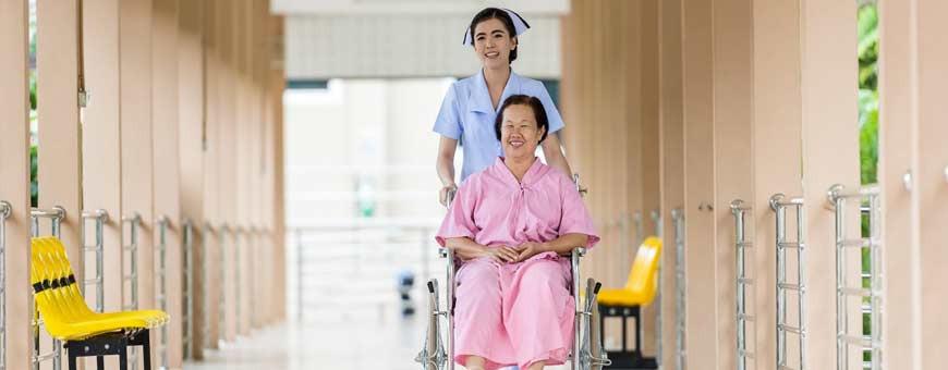 Avisadores inalámbricos para centros de mayores, geriátricos, centros diurnos y residencias