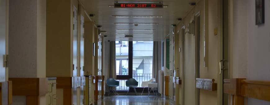 Avisadores inalámbricos para hospitales y residencias