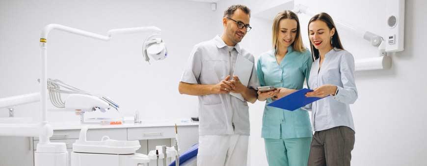 Avisadores inalámbricos para Odontología - Pulsadores inalámbricos para Dentistas